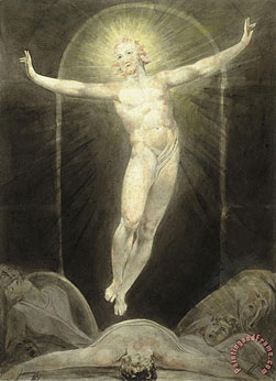 Wm Blake, Resurrection