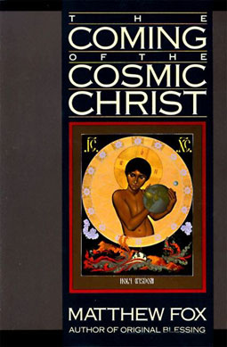 Cosmic Christ book cover