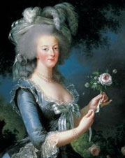 Marie Antoinette, a fascinating woman